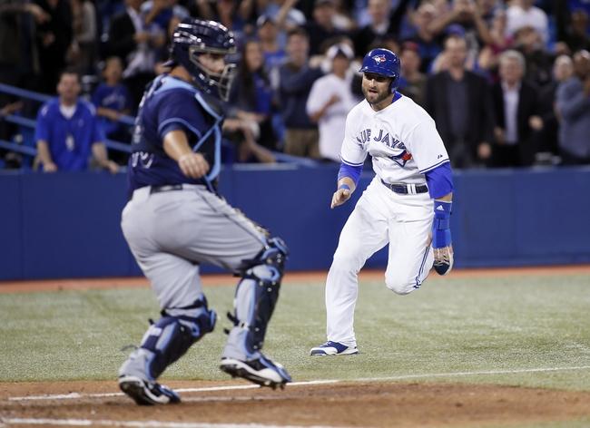 Tampa Bay Rays vs. Toronto Blue Jays MLB Pick, Odds, Prediction 7/11/14