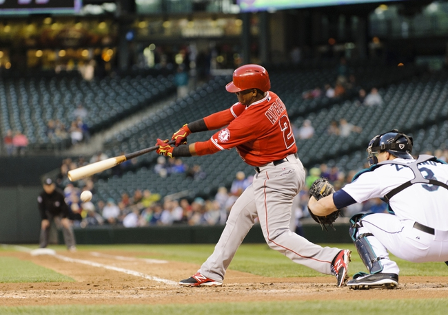 Seattle Mariners vs. Los Angeles Angels Pick-Odds-Prediction - 5/29/14