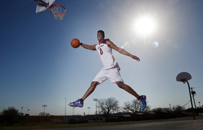 2015 NBA Mock Draft: New York Knicks Select Emmanuel Mudiay