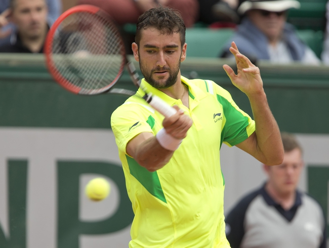 Marin Cilic vs. Marco Trungelliti 2016 French Open Pick, Odds, Prediction