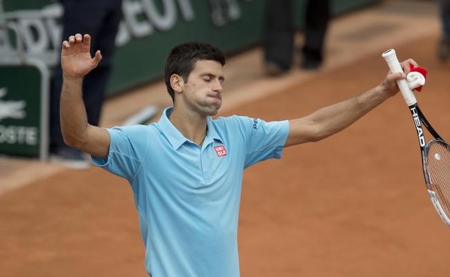 Milos Raonic vs. Novak Djokovic French Open Pick, Odds, Prediction
