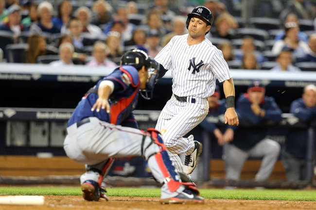 New York Yankees vs. Minnesota Twins MLB Pick, Odds, Prediction 5/31/14