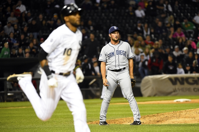 Chicago White Sox vs. San Diego Padres MLB Pick, Odds, Prediction - 5/31/14