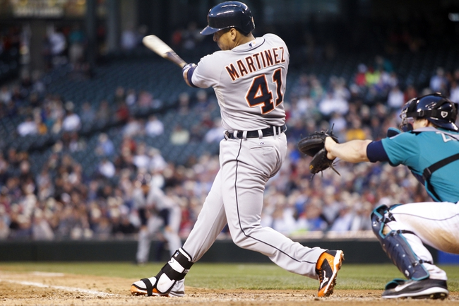 Seattle Mariners vs. Detroit Tigers Pick-Odds-Prediction - 5/31/14