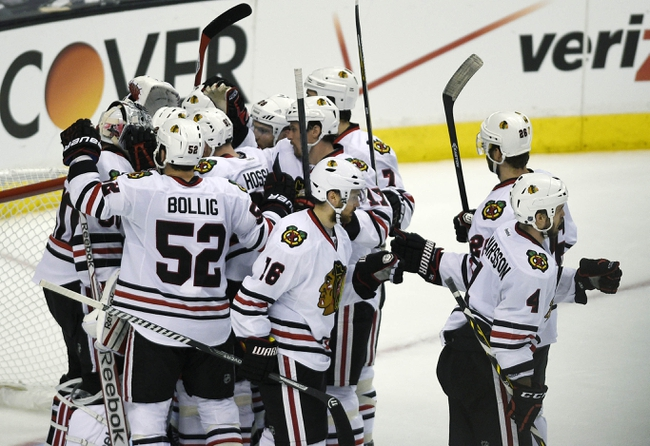 Chicago Blackhawks vs. Los Angeles Kings - 6/1/14