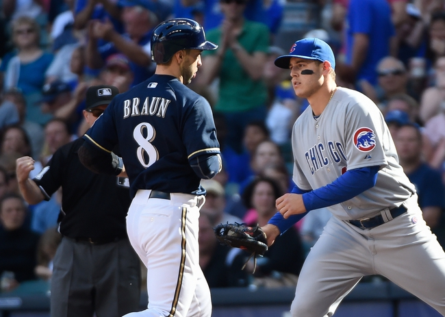 Milwaukee Brewers vs. Chicago Cubs MLB Pick, Odds, Prediction 6/1/14