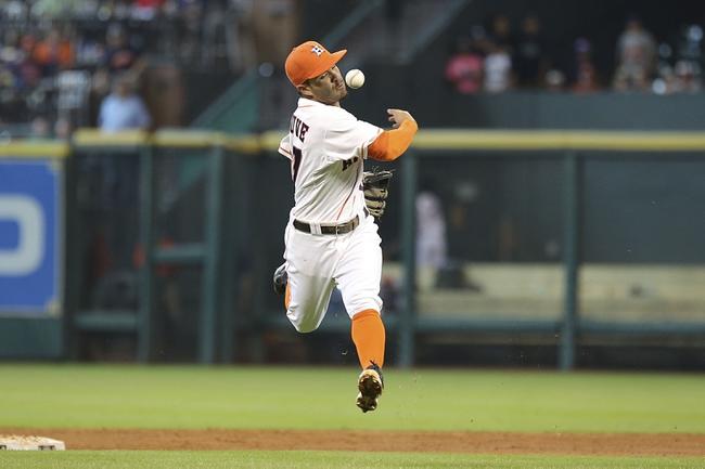 Houston Astros vs. Baltimore Orioles MLB Pick, Odds, Prediction 6/1/14