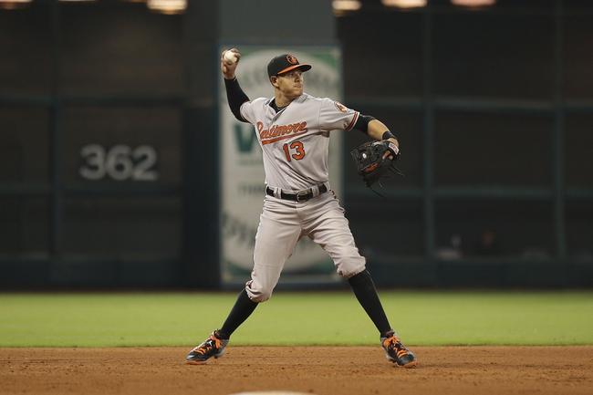 Orioles vs. Astros - 5/25/15 MLB Pick, Odds, and Prediction