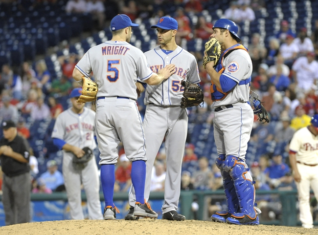 Philadelphia Phillies vs. New York Mets MLB Pick, Odds, Prediction - 6/1/14