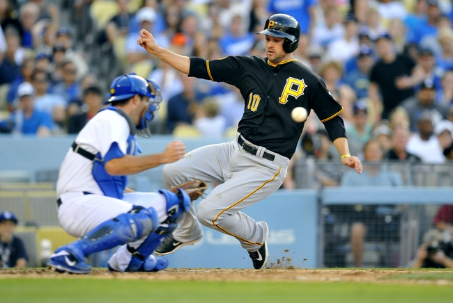 Los Angeles Dodgers vs. Pittsburgh Pirates Pick-Odds-Prediction - 6/1/14