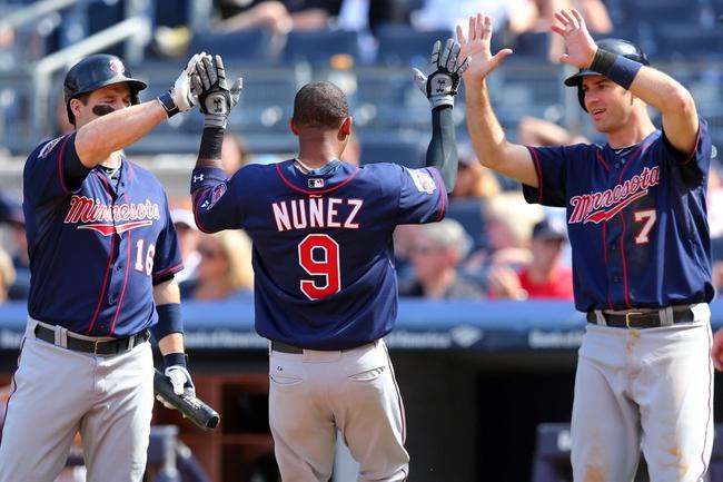 Milwaukee Brewers vs. Minnesota Twins MLB Pick, Odds, Prediction - 6/2/14
