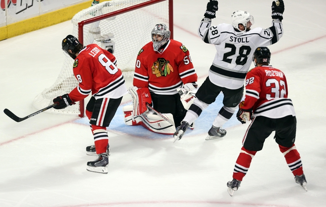 Kings vs. Blackhawks - 11/29/14 NHL Pick, Odds, and Prediction