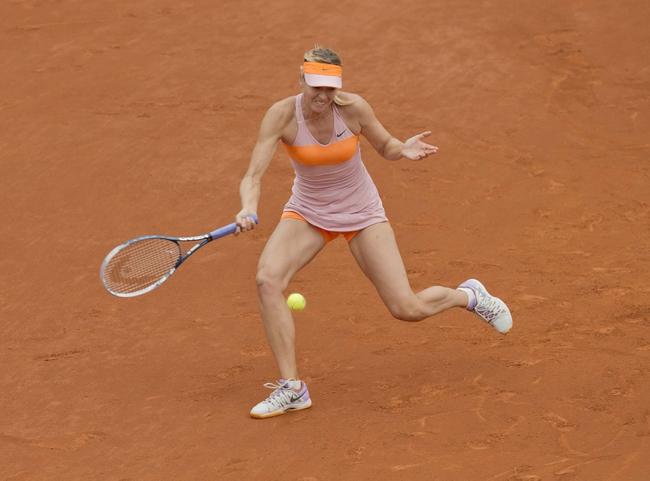 Maria Sharapova vs. Simona Halep 2014 French Open Final Pick, Odds, Prediction