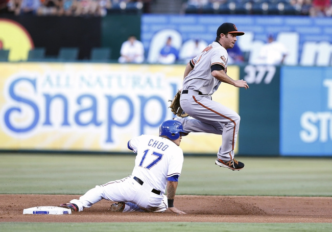 Texas Rangers vs. Baltimore Orioles MLB Pick, Odds, Prediction - 6/4/14