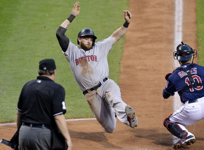 Cleveland Indians vs. Boston Red Sox MLB Pick, Odds, Prediction - 6/4/14