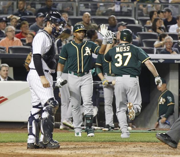 New York Yankees vs. Oakland Athletics MLB Pick, Odds, Prediction 6/4/14