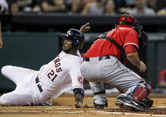 Houston Astros vs. Los Angeles Angels MLB Pick, Odds, Prediction 6/4/14