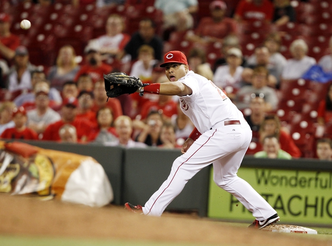 Cincinnati Reds vs. San Francisco Giants Pick-Odds-Prediction - 6/4/14
