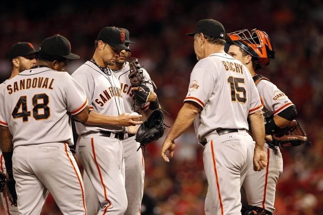 San Francisco Giants vs. Cincinnati Reds Pick-Odds-Prediction - 6/26/14