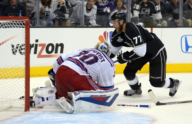 New York Rangers at Los Angeles Kings Pick-Odds-Prediction - 6/7/14