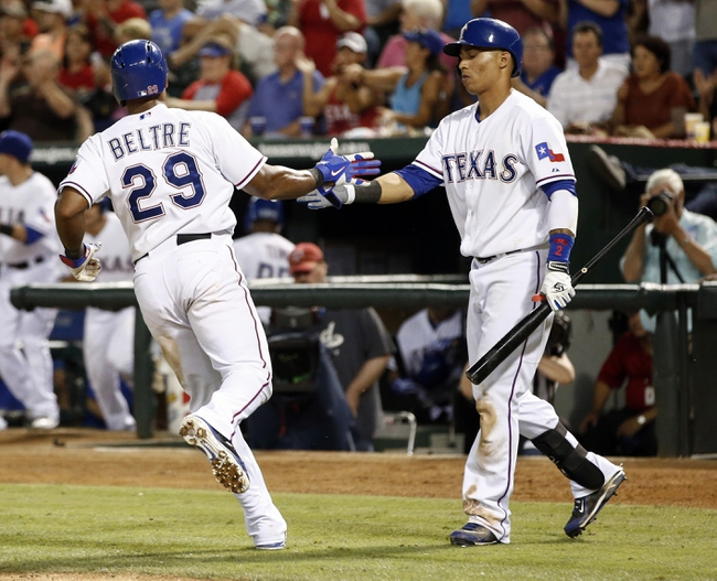Baltimore Orioles vs. Texas Rangers Pick-Odds-Prediction - 6/30/14