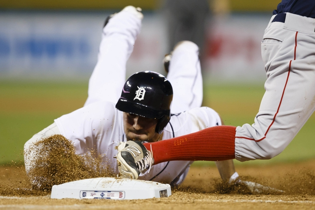 Detroit Tigers vs. Boston Red Sox MLB Pick, Odds, Prediction 6/7/14