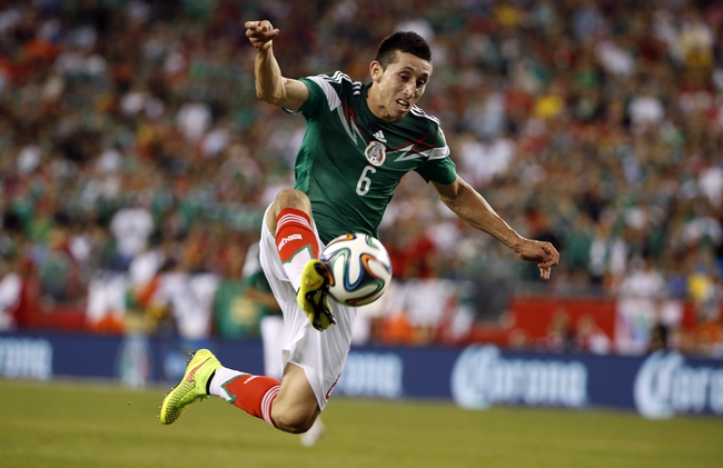 2014 FIFA World Cup: Mexico vs. Cameroon Pick, Odds, Prediction - 6/13/14