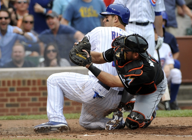 Chicago Cubs vs. Miami Marlins MLB Pick, Odds, Prediction 6/8/14