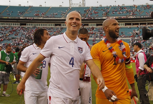 2014 FIFA World Cup: Ghana vs. United States Pick, Odds, Prediction - 6/16/14