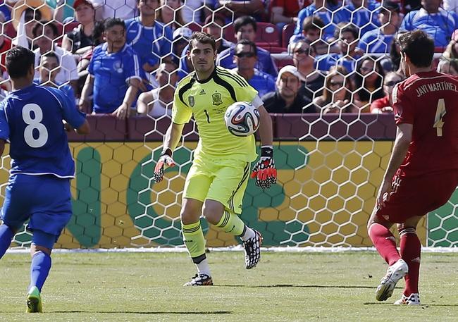 2014 FIFA World Cup: Australia vs. Spain Pick, Odds, Prediction - 6/23/14
