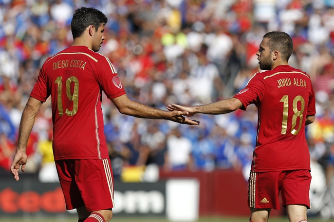 2014 FIFA World Cup: Spain vs. Chile Pick, Odds, Prediction - 6/18/14