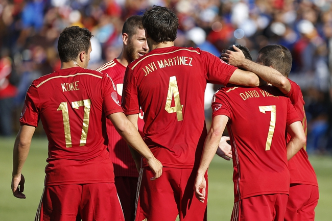 2014 FIFA World Cup: Spain vs. Netherlands Pick, Odds, Prediction - 6/13/14