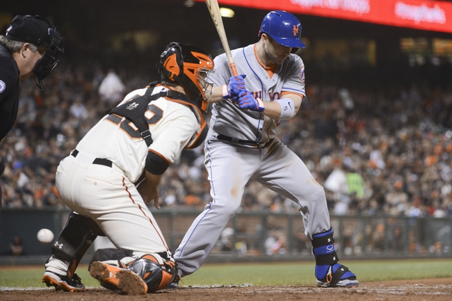 San Francisco Giants vs. New York Mets MLB Pick, Odds, Prediction - 6/8/14