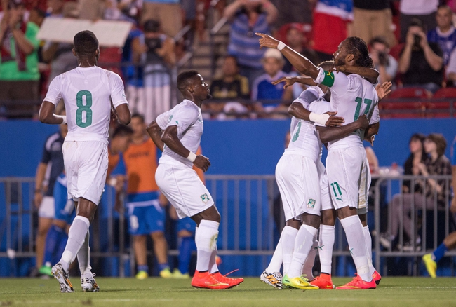 2014 FIFA World Cup: Greece vs Ivory Coast Pick, Odds, Prediction - 6/24/14