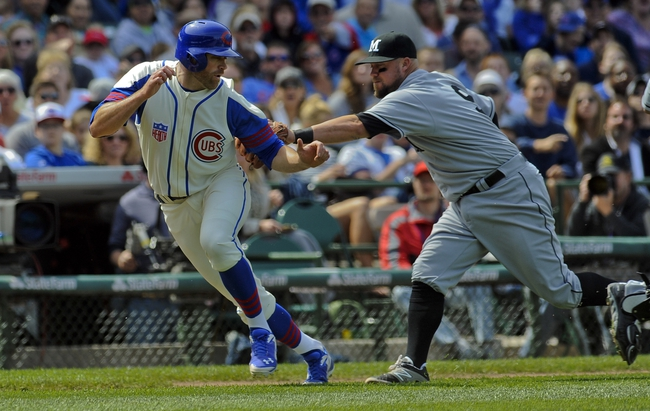 Miami Marlins vs. Chicago Cubs MLB Pick, Odds, Prediction - 6/16/14