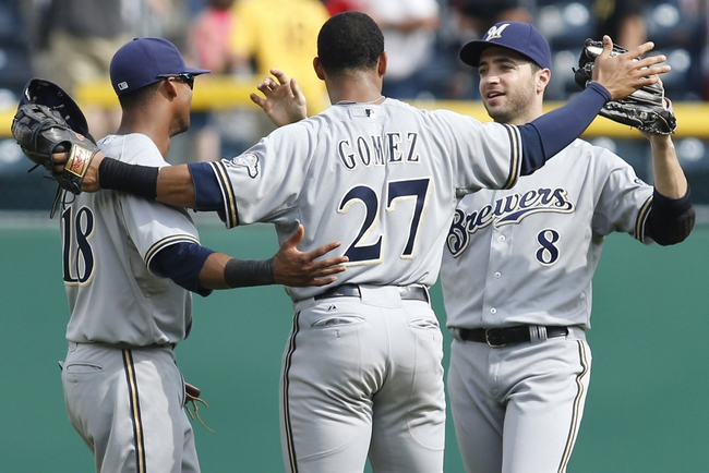 Milwaukee Brewers vs. Pittsburgh Pirates MLB Pick, Odds, Prediction - 8/23/14