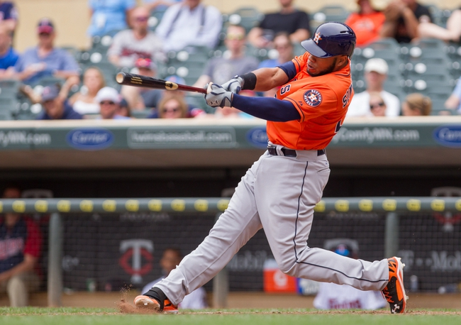 Houston Astros vs. Minnesota Twins Pick-Odds-Prediction - 8/11/14