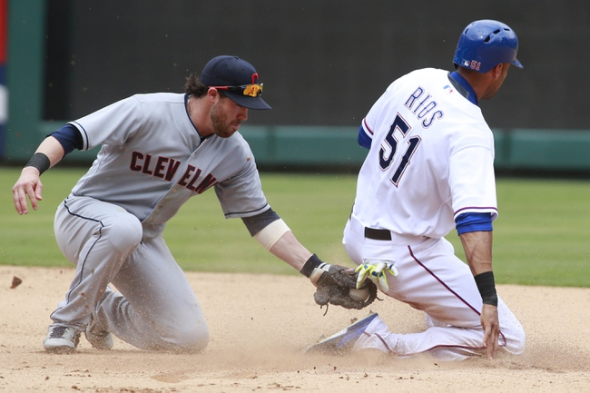 Cleveland Indians vs. Texas Rangers 8/1/14 MLB Pick, Odds, Prediction