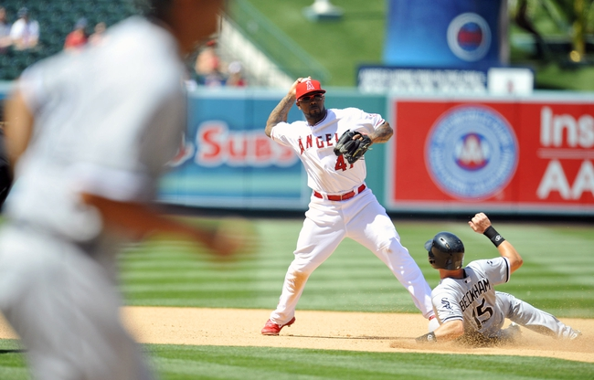 Chicago White Sox vs. Los Angeles Angels Pick-Odds-Prediction - 7/1/14 Game One