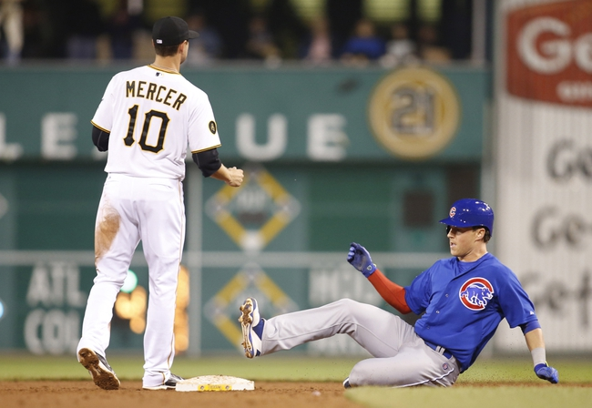 Pittsburgh Pirates vs. Chicago Cubs Pick-Odds-Prediction - 6/11/14