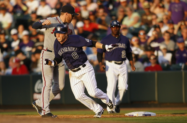 Colorado Rockies vs. Atlanta Braves MLB Pick, Odds, Prediction - 6/10/14