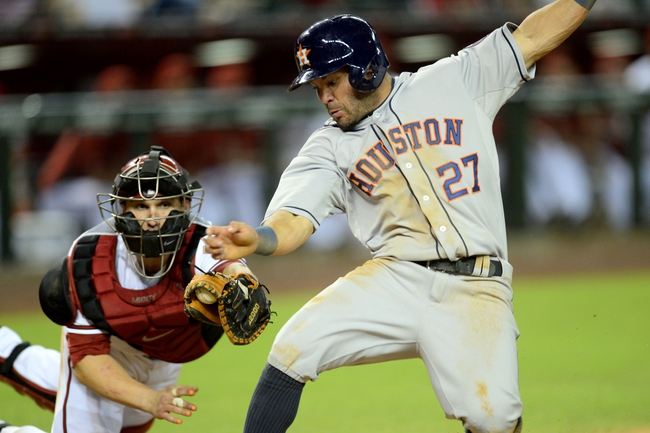 Houston Astros vs. Arizona Diamondbacks Free Pick, Odds, Prediction 6/11/14
