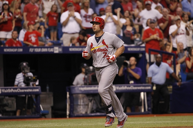 Tampa Bay Rays vs. St. Louis Cardinals Pick-Odds-Prediction - 6/11/14
