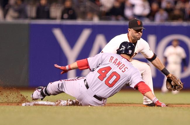 San Francisco Giants vs. Washington Nationals MLB Pick, Odds, Prediction - 6/11/14