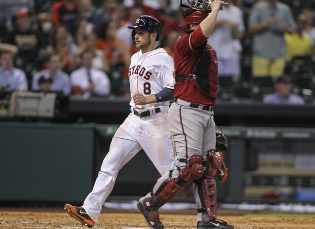 Houston Astros vs. Arizona Diamondbacks - 7/31/15 MLB Pick, Odds, and Prediction