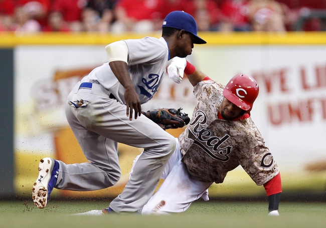 Cincinnati Reds vs. Los Angeles Dodgers MLB Pick, Odds, Prediction 6/12/14