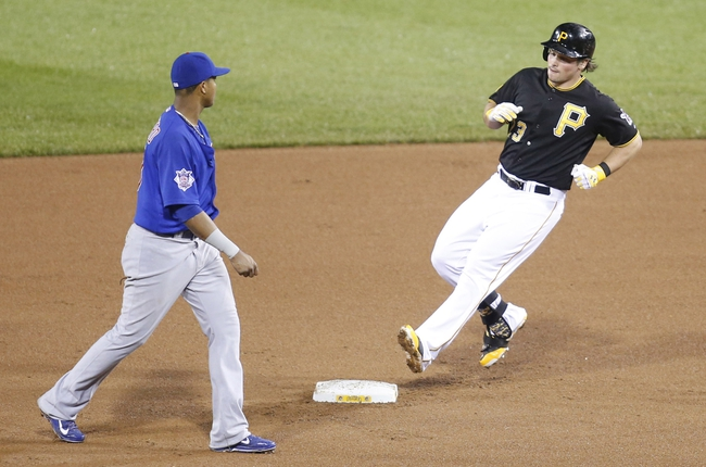 Chicago Cubs vs. Pittsburgh Pirates MLB Pick, Odds, Prediction - 6/21/14