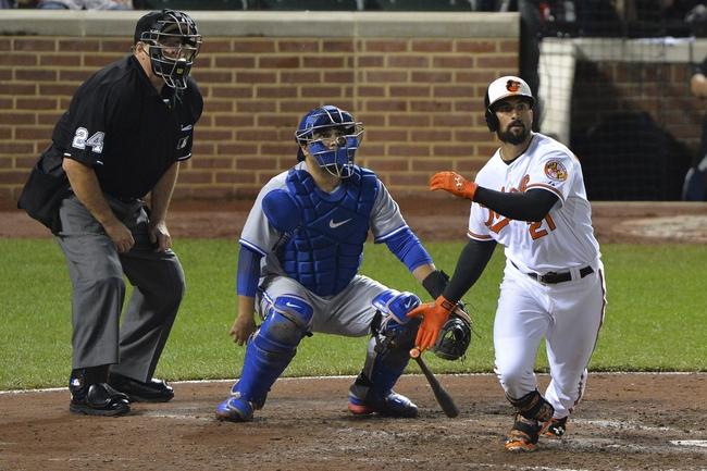 Baltimore Orioles vs. Toronto Blue Jays Pick, Odds, Prediction 6/13/14