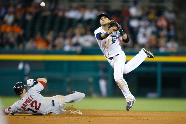 Boston Red Sox vs. Detroit Tigers - 7/24/15 MLB Pick, Odds, and Prediction