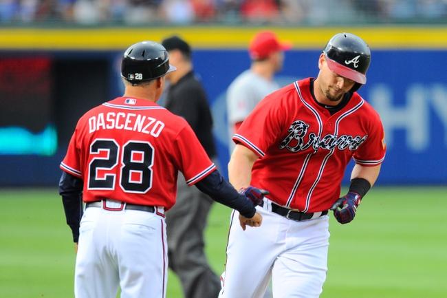 Atlanta Braves vs. Los Angeles Angels MLB Pick, Odds, Prediction - 6/14/14